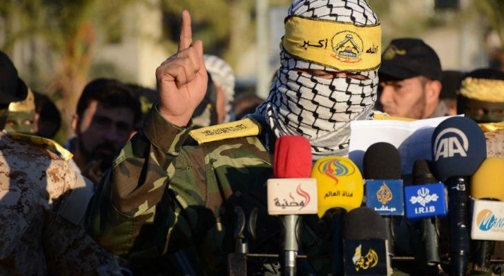 """المتحدث باسم جناح """"فتح"""" العسكري يتحدث عن المواجهة القادمة مع الاحتلال"""