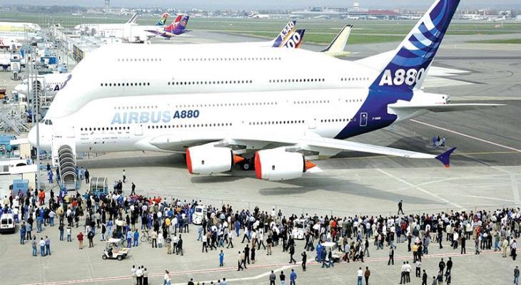 """رائحة """"جوارب"""" تعيد طائرة إلى مصنع """"إيرباص"""" C3FIh"""