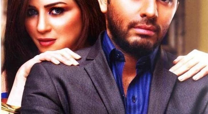 تامر حسني و مي عز الدين