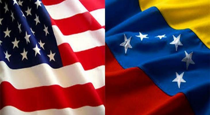 فنزويلا وامريكا