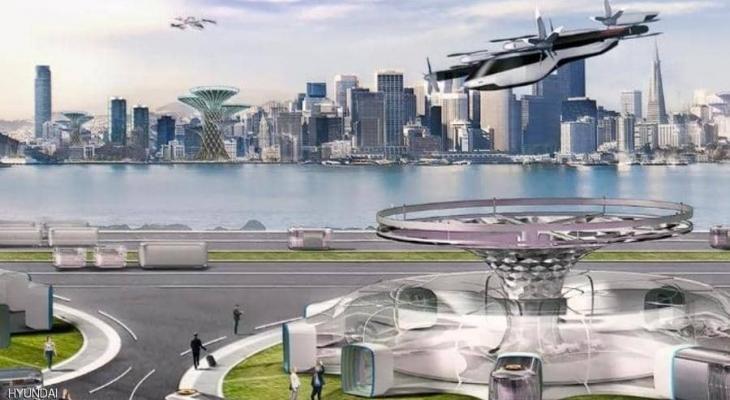 """شركة """"هيونداي"""" تطوّر سيارة طائرة E0kZy"""