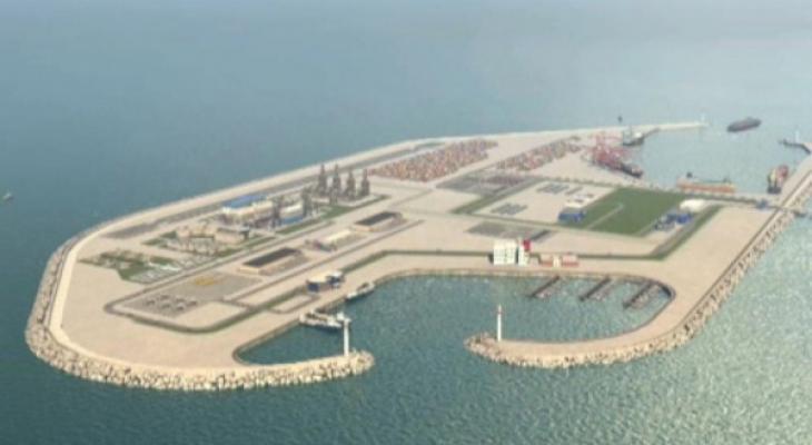 الجزيرة الصناعية