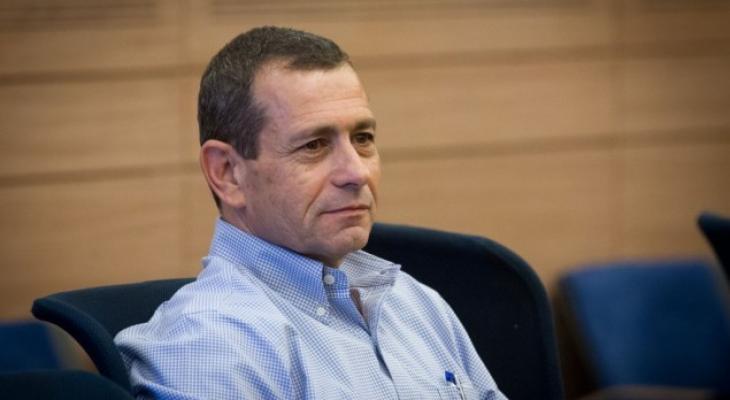 """أرغمان: """"إسرائيل"""" ملزمة بإيجاد طريق للتعاون مع السلطة الفلسطينية"""