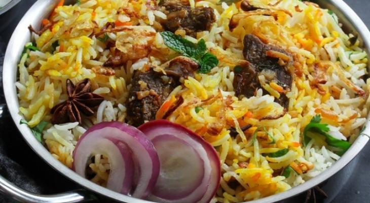 """بالفيديو: طريقة عمل """"برياني"""" باللحم الهندي"""
