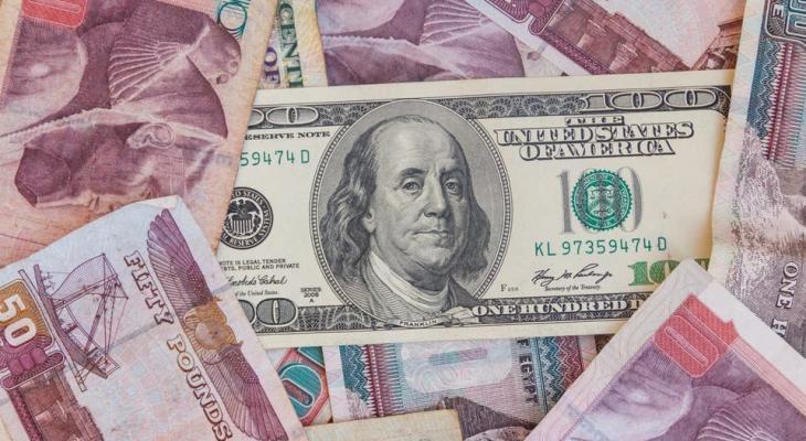 """الدولار """"الأميركي"""" يواصل تراجعه أمام """"الجنيه"""" المصري"""