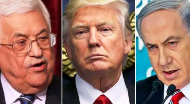 """العبري: الرئيس عباس بعث برسالة لـ""""نتنياهو"""" ورفض استلام رسالة من ترامب"""