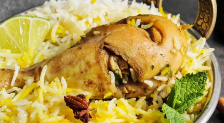 """بالفيديو: طريقة تحضير """"برياني"""" دجاج هندي بالروب"""