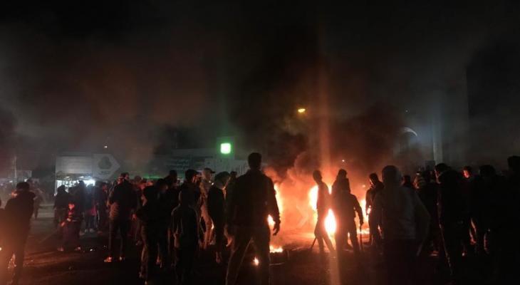 """شاهد: مسيرات حاشدة في شوارع قطاع غزّة رفضاً لمؤامرة """"صفقة القرن"""" الأمريكية"""