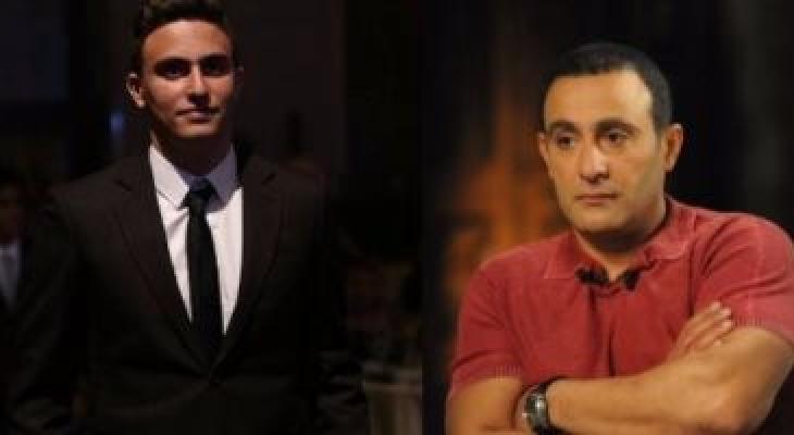 أحمد السقا و ياسين السقا