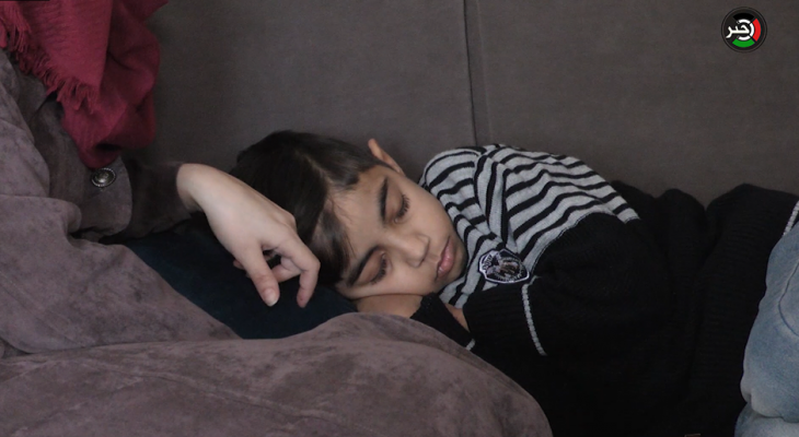 شاهد بالفيديو: 3 أشقاء من غزة يُعانون الفشل الكلوي
