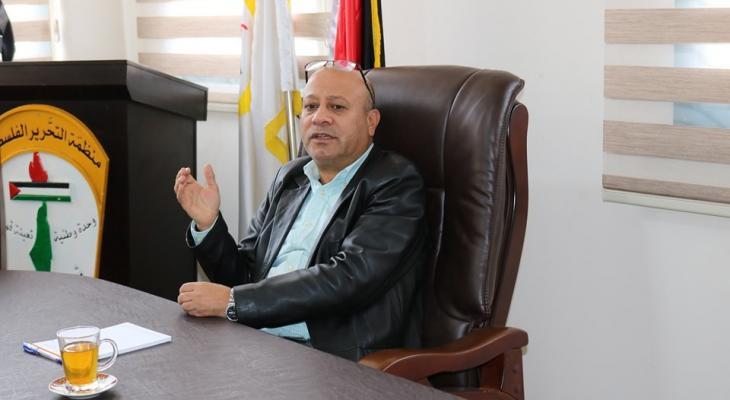 أبو هولي يصل اليابان في زيارة رسمية لبحث دعم المخيمات الفلسطينية