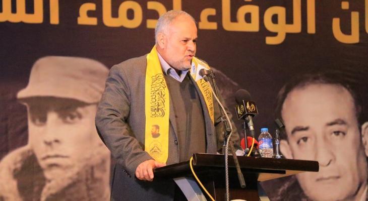 حبيب: الاحتلال شق الصف الوطني الفلسطيني بعد أنّ أوهم فريقاً منا بسلطة ماسخة