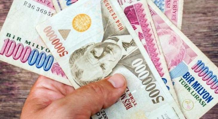 """العملة """"التركية"""" إلى أقل مستوى منذ مايو"""