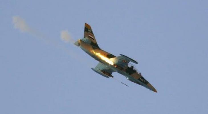 طائرة سورية