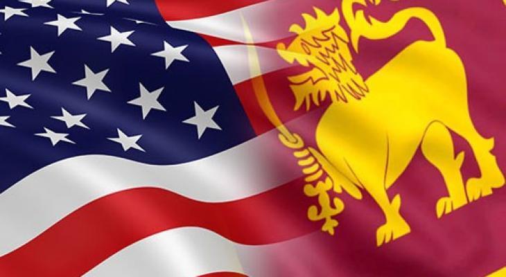 امريكا وسريلانكا