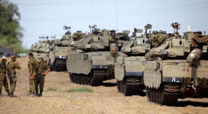 """وزير """"إسرائيلي"""": نتجه نحو عملية عسكرية واسعة في غزّة قبل الانتخابات بأسبوع واحد"""