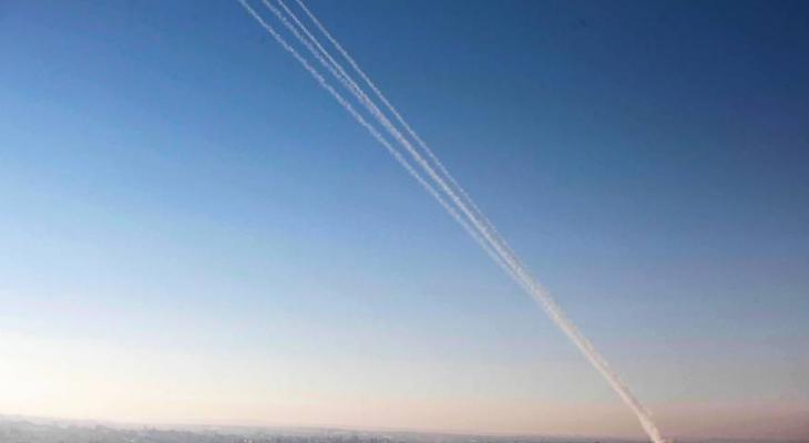 صاروخ تجريبي