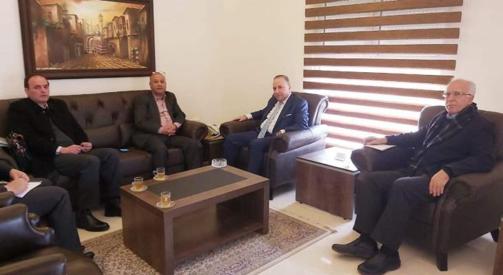 أبو هولي وخرفان يدعوان لعقد اجتماع طارئ للدول العربية المضيفة للاجئين الفلسطينيين
