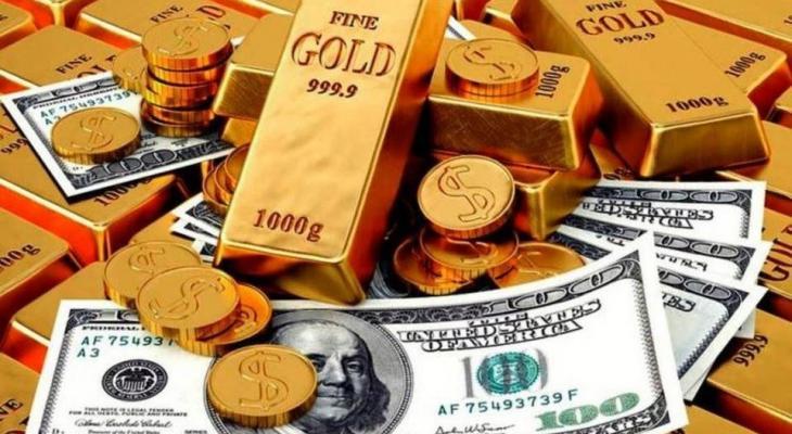 """الذهب: مستقر وكفة الدولار """"ترجح"""" بمواجهة فيروس كورونا"""