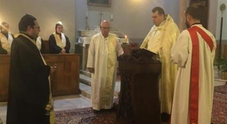 انتخاب الأب أفرام سمعان نائبا بطريركيا للسريان الكاثوليك في القدس.jpg