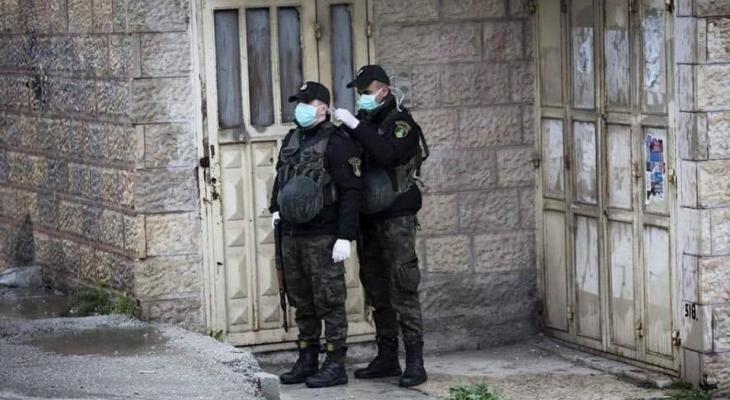 فايروس كورونا في فلسطين