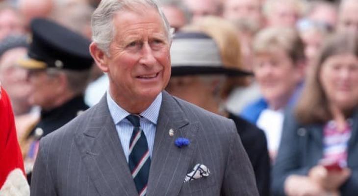الأمير تشارلز ولي العهد البريطاني بالفيروس
