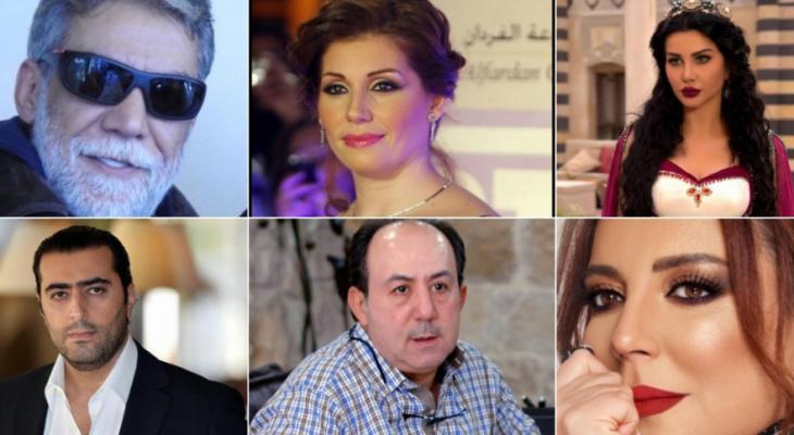 """شاهدوا: كيف تفاعل """"النجوم السوريون"""" مع وباء كورونا؟"""
