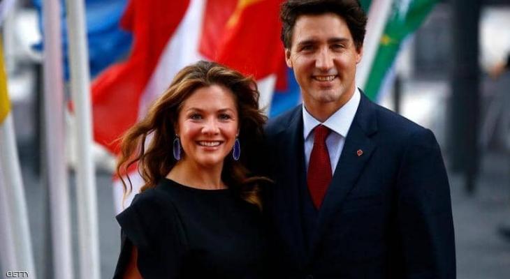 زوجة رئيس الوزراء الكندي