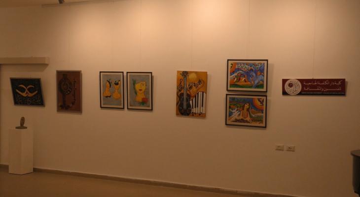 """شاهد بالفيديو: افتتاح معرض """"عين على غزة"""" بالمركز الثقافي الفرنسي"""