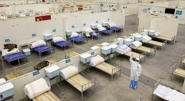 مستشفى بالصين