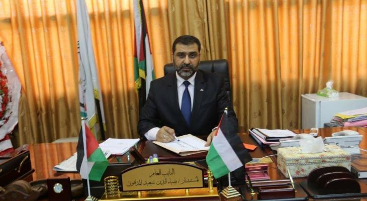 غزة: النائب العام يوجه رسالة للمحامين بمناسبة يوم المحامي الفلسطيني