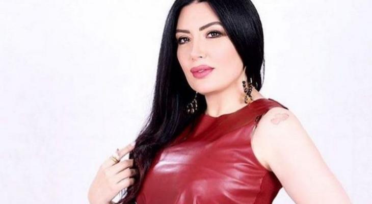 """بالفيديو: الفنانة المصرية """"عبير صبرى"""" تخضع لفحص اصابتها بـ""""فيروس كورونا"""""""