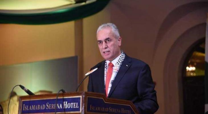 سفير فلسطين بباكستان يكشف كيفية اكتشاف أول إصابتين بكورونا في غزة!