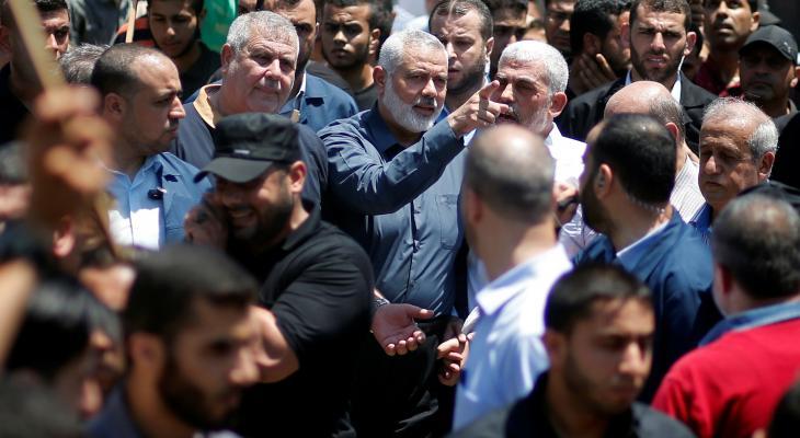 اتفاق تسوية بين حماس وإسرائيل