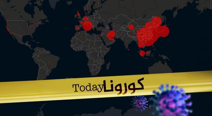 فيروس كورونا والعالم