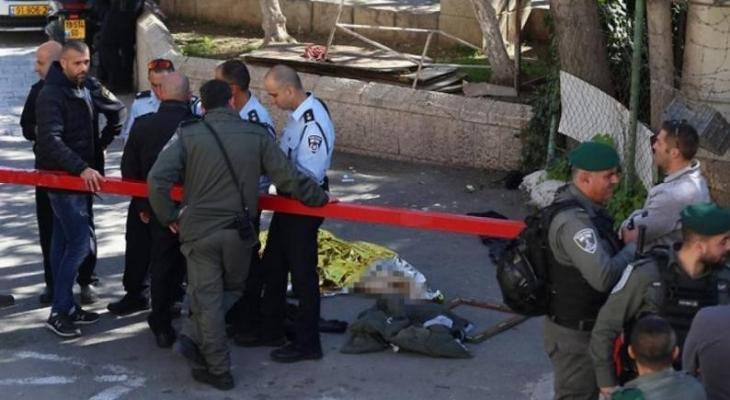 استشهاد شاب فلسطيني برصاص الاحتلال جنوب نابلس
