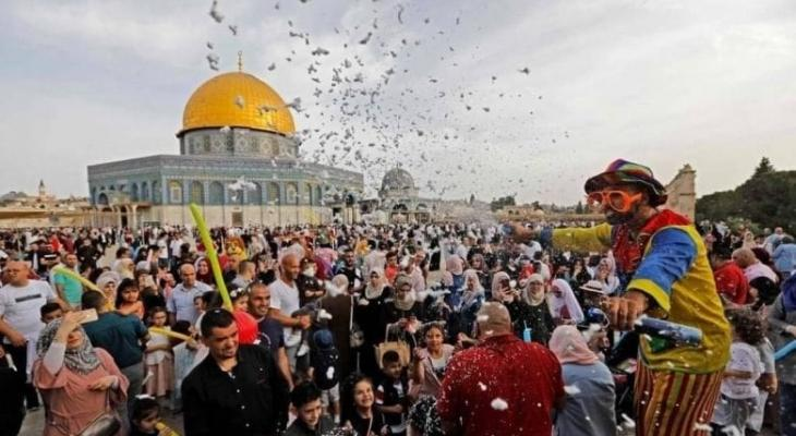 مفتي الديار الفلسطينية يُعلن الأحد أول أيام عيد الفطر السعيد