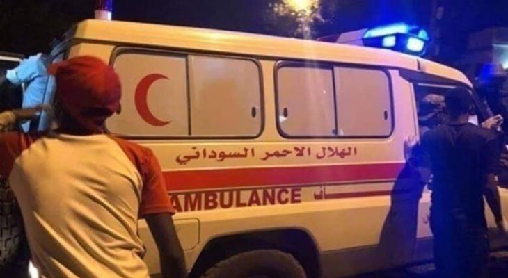 حادث السودان