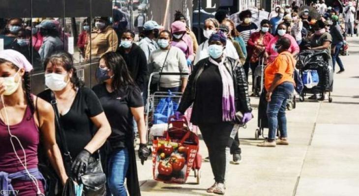 """الولايات المتحدة: البطالة """"رقم مرعب"""" لطلبات الإعانة"""