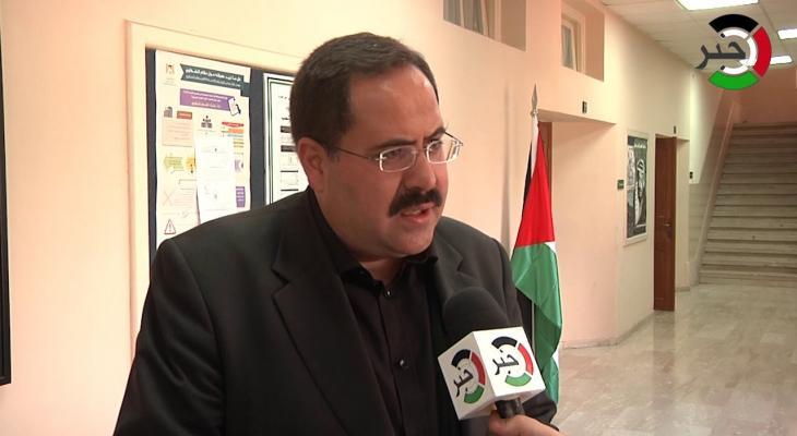 صبري صيدم: بدأنا نشهد انقلاباً في الرأي العام لصالح الشعب الفلسطيني