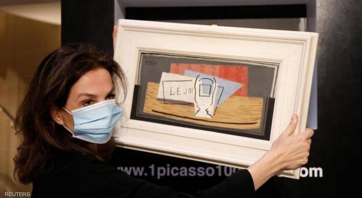 بـ 100 يورو حصلت على لوحة لبيكاسو قيمتها مليون يورو