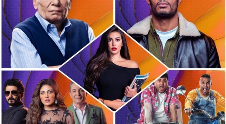شاهدوا: زخم فنى جمع بين أجيال مختلفة فى موسم دراما رمضان 2020