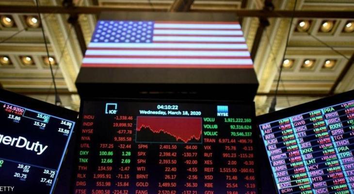 """الاقتصاد """"الأميركي"""" يواجه """"ضررا دائما"""" بسبب إجراءات كورونا"""