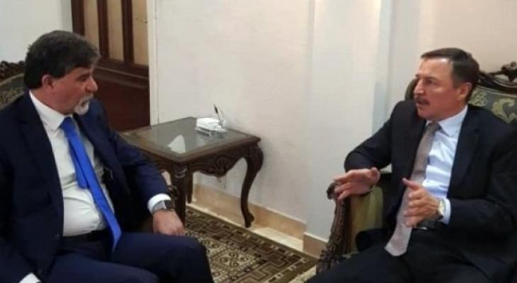 السفير الروسي بسوريا: ضم الضفة سيقود المنطقة لعدم الاستقرار
