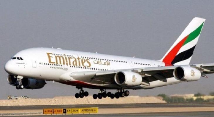 """طيران """"الإمارات"""" تستأنف رحلات الركاب إلى 29 مدينة"""