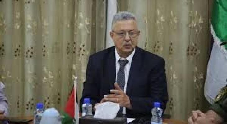 محافظ طولكرم، ورئيس لجنة الطوارئ عصام أبو بكر.jpg