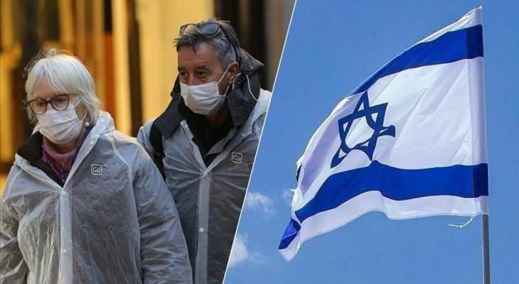 كورونا اسرائيل