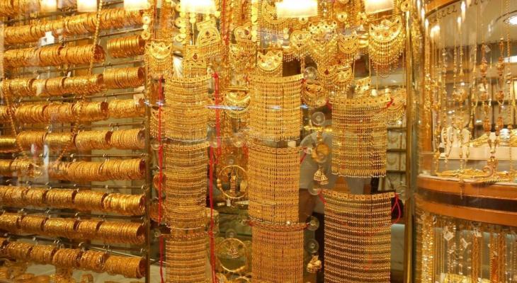 أسعار الذهب في أسواق فلسطين اليوم الأربعاء 16 أيلول 2020
