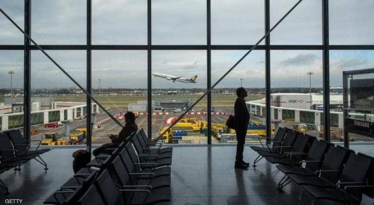 مأساة سائح.. 110 أيام في المطار بسبب كورونا X016q