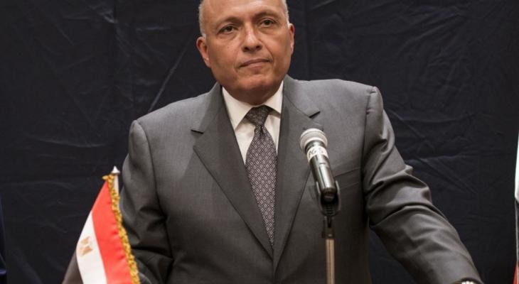 وزير خارجية مصر